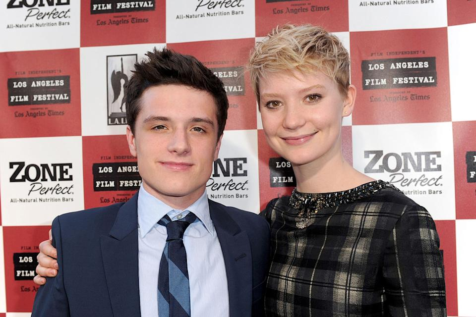 The Kids Are All Right LA Film Fest Premiere 2010 Josh Hutcherson Mia Wasikowska