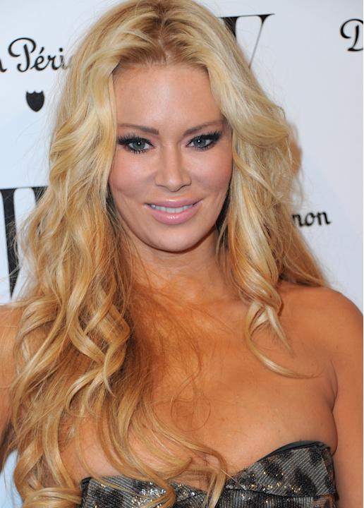 FILE: Jenna Jameson Arrested For Suspicion Of DUI