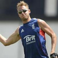 Broad rules himself fit for World T20