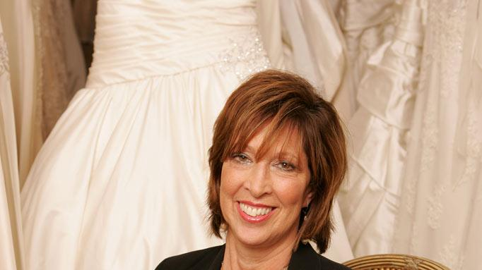 "Joan, director of sales at Kleinfeld Bridal, on ""Say Yes to the Dress."""
