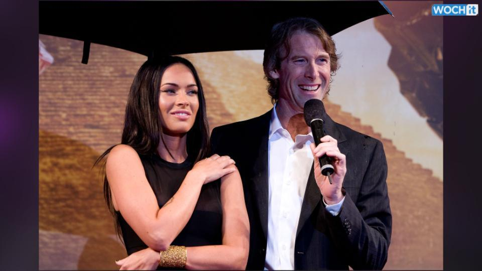 "Megan Fox Gushes About Her ""Affinity"" For Director Michael Bay"