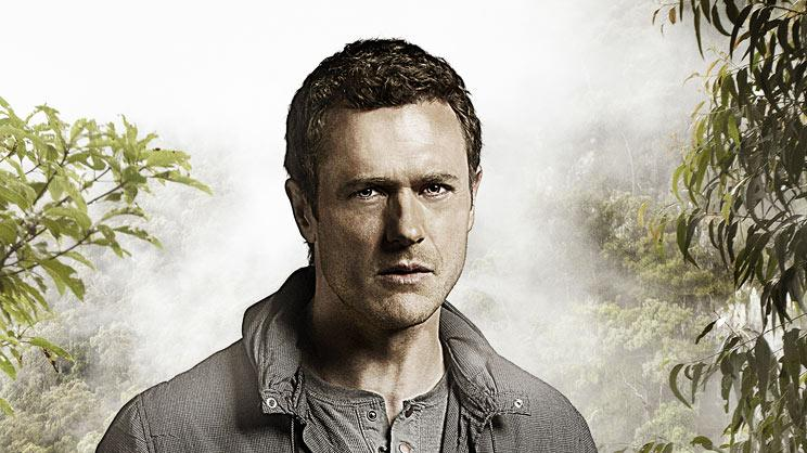 "Jason O'Mara stars as Jim Shannon in ""Terra Nova."""