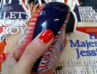 Hair Pick: Get Your Tresses Jubilee-Ready With A Patriotic Tangle Teezer!