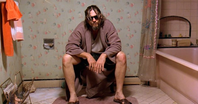 Jeff Bridges in 'The Big Lebowski'