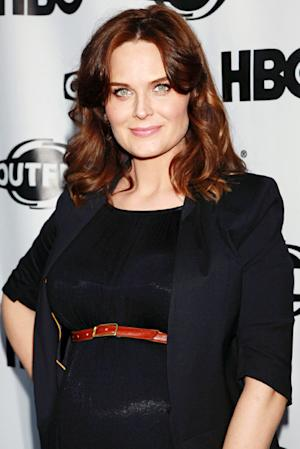 "Emily Deschanel: Baby Henry is ""Very Advanced for His Age!"""