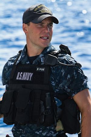 "Taylor Kitsch in Universal Pictures' ""Battleship"" - 2012"