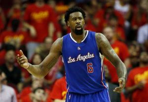 DeAndre Jordan is rethinking his decision to join Dallas. (Getty)