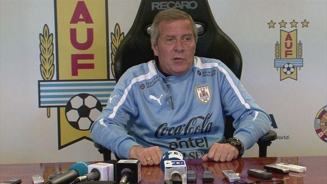 Uruguay manager tips Brazil for World Cup glory