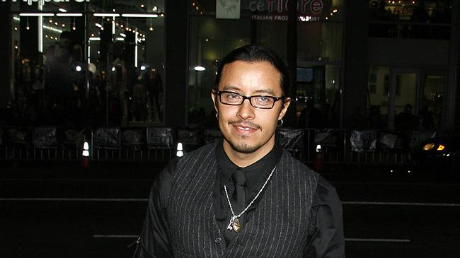 Nothing Like the Holidays LA Premiere 2008 Efren Ramirez