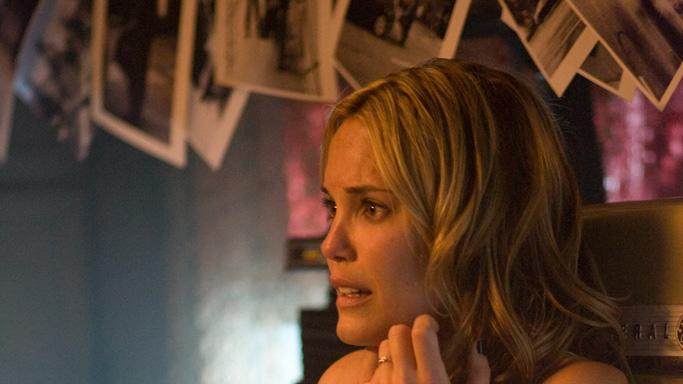 Leslie Bibb Midnight Meat Train Production Stills Lionsgate 2008