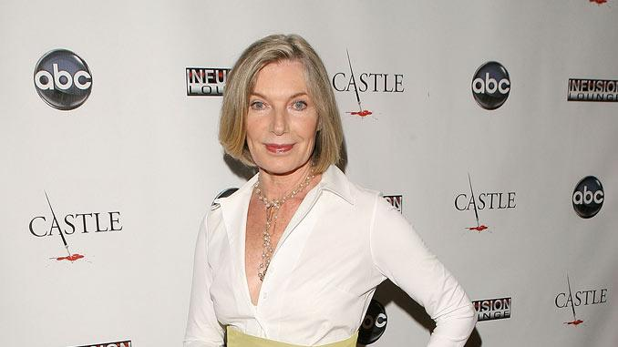 "Susan Sullivan arrives at the ""Castle"" Season 3 premiere party on September 13, 2010, in Los Angeles."