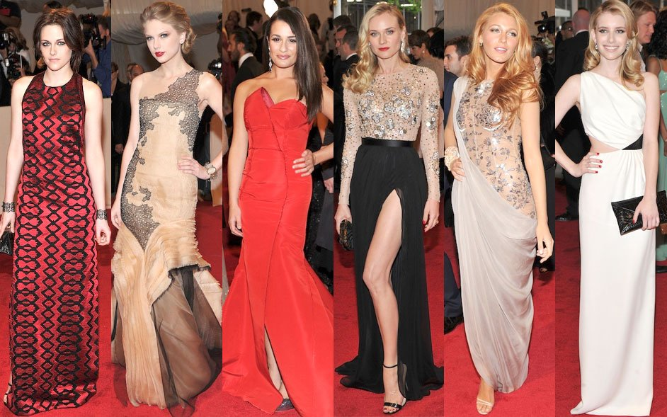 Find Out What The Stars Will Wear On The 2012 Met Ball Red Carpet