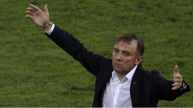 African Football - Ethiopia pick Serbian Stevanovic as new coach