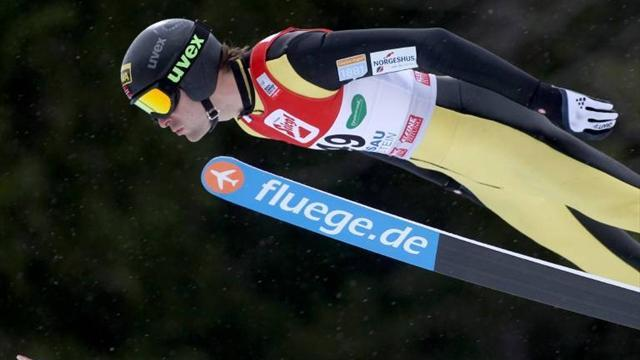Nordic Combined - Moan triumphs again in Ramsau
