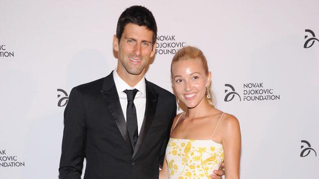 Tennis Star Novak Djokovic Announces Engagement