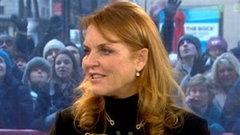 Sarah Ferguson: 'I Didn't Fight' for Marriage