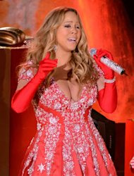 Mariah Carey's Christmas favourite tops first US Holiday Songs chart of 2012