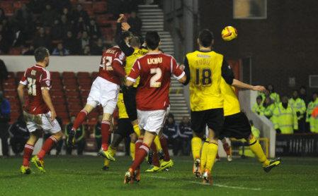Soccer - Sky Bet Championship - Nottingham Forest v Watford - City Ground