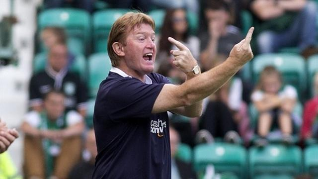 Europa League - McCall hails Motherwell effort