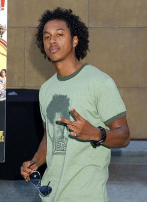 Premiere: Wesley Jonathan at the Hollywood premiere of Sony Pictures Classics' Baadasssss! - 5/25/2004
