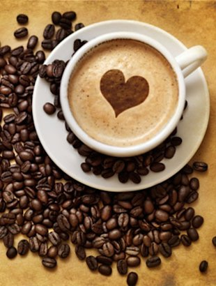 Love your coffee? Turns out, it loves you, too.