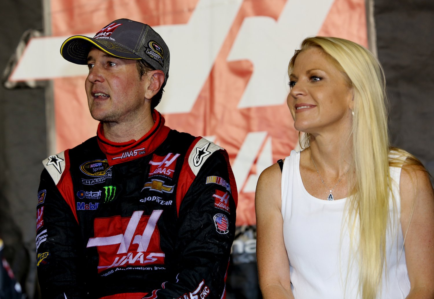Driscoll alleged Busch abused her in 2014. Criminal charges were never filed (Getty).