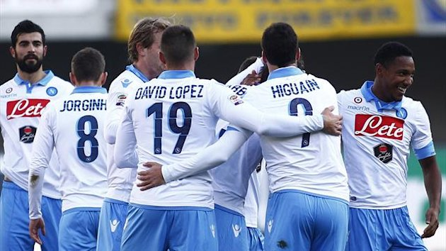 Video: Chievo vs Napoli