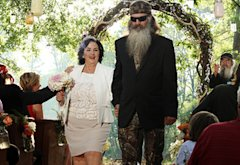Miss Kay, Phil Robertson | Photo Credits: Gurney Productions/A&E