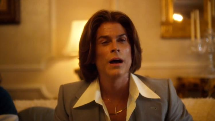 "Rob Lowe in HBO's ""Behind the Candelabra."""