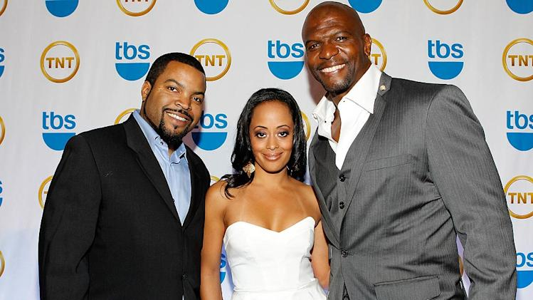 Ice Cube Adkins Crews TEN Upfronts