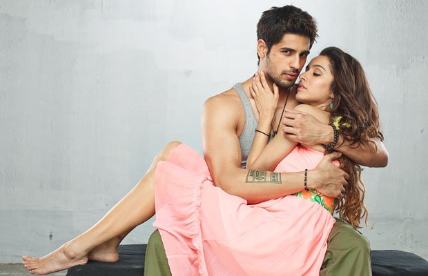Sidharth and Shraddha in 'Ek Villain'