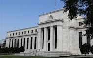 A view shows the Federal Reserve building on the day it is scheduled to release minutes of the Federal Open Market Committee from August 1, 2012, in Washington August 22, 2012 file photo. REUTERS/Larry Downing