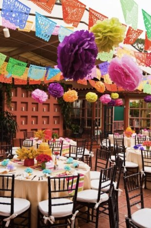 Top 5 Pinterest Pins: DIY Cinco De Mayo Celebrations image cinco de mayo party decorations