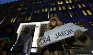Russia: Magnitsky Retaliation Bill Approved