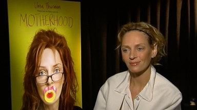 Uma Thurman On 'Motherhood' and 'Kill Bill 3'