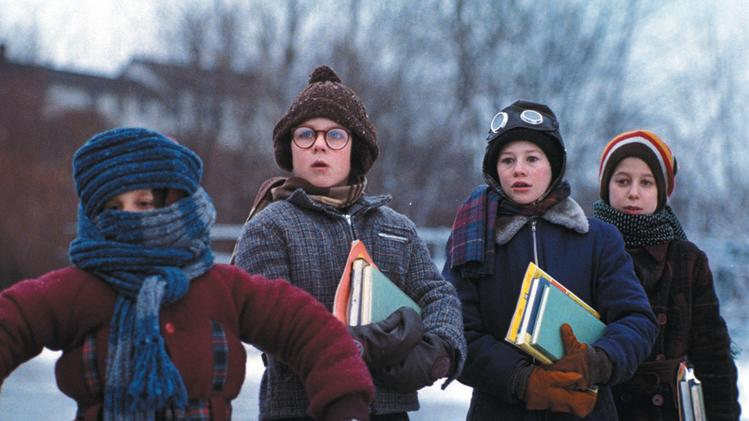 """A Christmas Story"" marathon (Monday, 12/24 at 8 PM on TBS)"