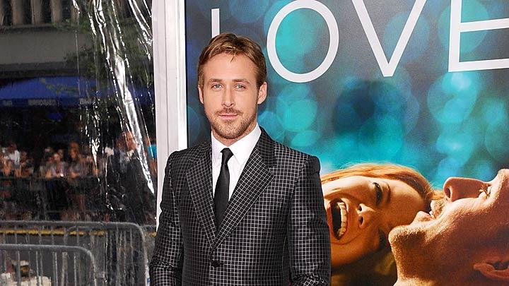 Ryan Gosling Crazy Stupid Love Pr
