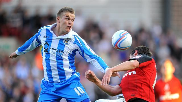 Football - Ward blow for Terriers