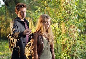 Billy Burke and Tracy Spiridakos | Photo Credits: Michael Tackett/NBC