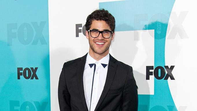 Fox 2012 Programming Presentation Post-Show Party - Darren Criss