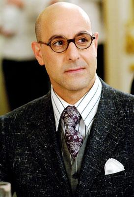 Stanley Tucci in 20th Century Fox's The Devil Wears Prada