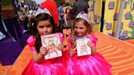Sophia Grace & Rosie at the Kids' Choice Awards!
