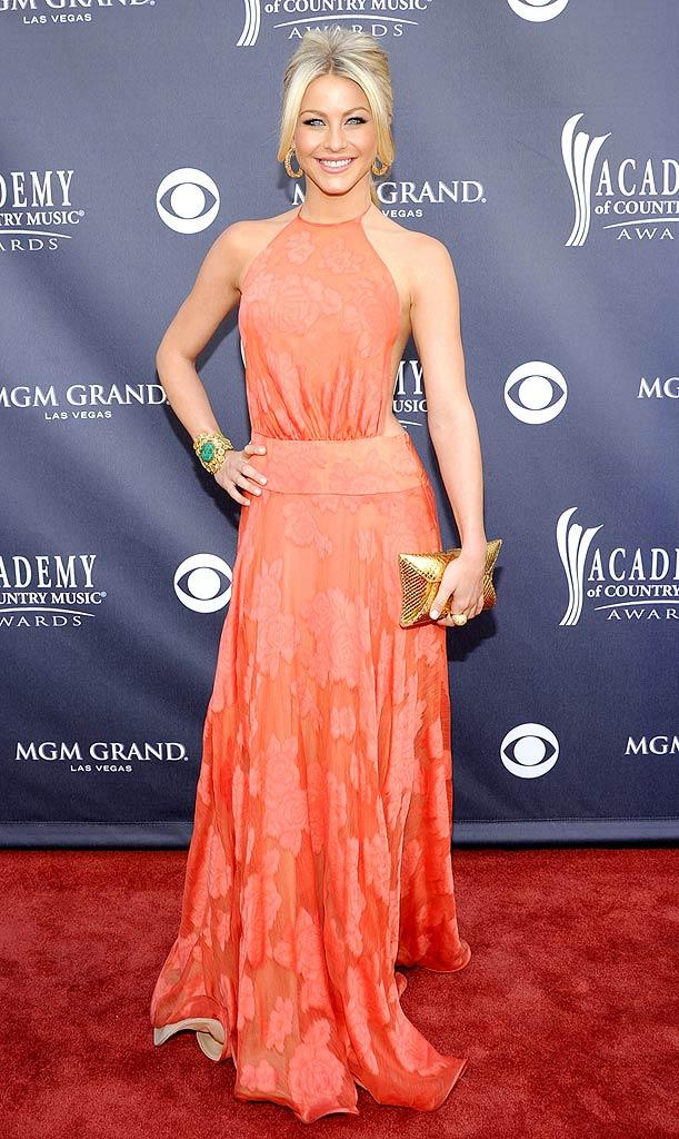 Julianne Hough ACMA Awards