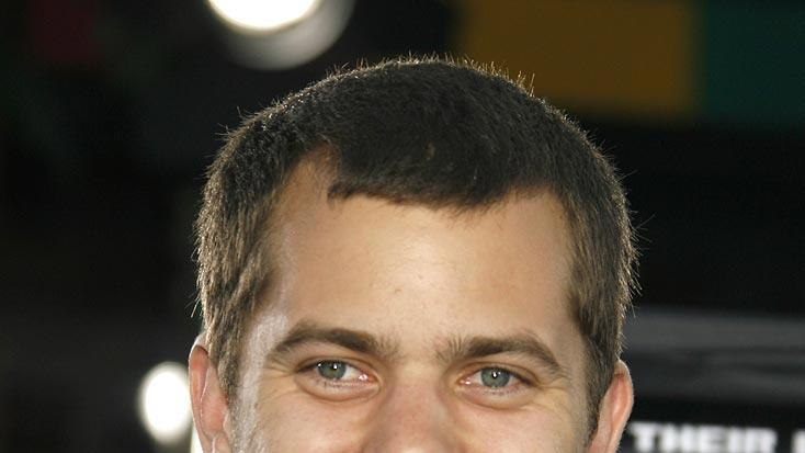 "Joshua Jackson at the Los Angeles Film Festival Premiere of  ""Transformers"" - June 27, 2007"