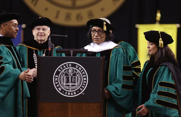 'Sugar Man' Sixto Rodriguez Awarded Honorary Degree