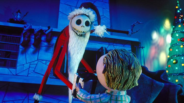 Tim Burton's The Nightmare Before Christmas Production Stills thumbnail