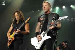 Metallica Sorting Through Nearly 600 Song Ideas