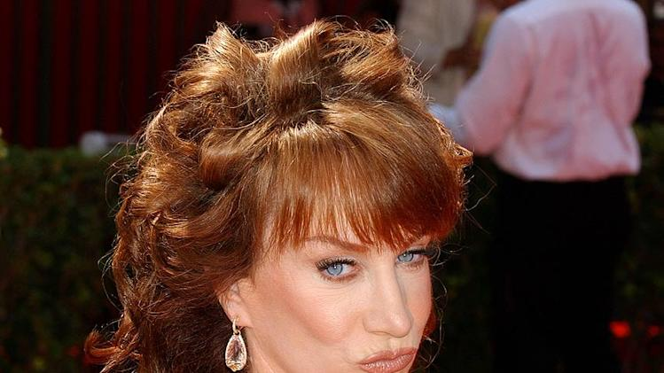 Kathy Griffin at The 57th Annual Primetime Emmy Awards.
