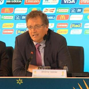 We still have stadium concerns - Valcke
