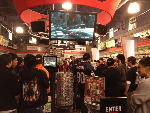 GameStop's stock price drops as strong Xbox One, PlayStation 4 sales don't help it hit earningsexpectations